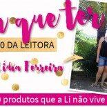 Top 10 da Leitora: Lídia Ferreira