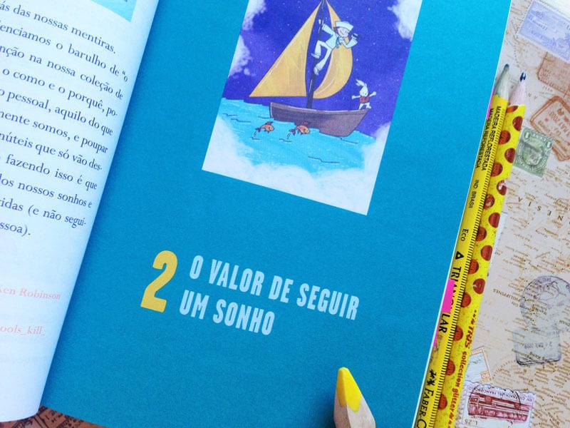 livro manual para sonhadores nathalie trutmann
