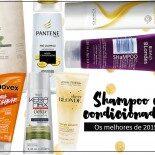 Shampoo e Condicionador: Os Melhores de 2015