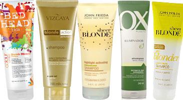 Shampoo Iluminador para Cabelos Loiros: Pra Amar!