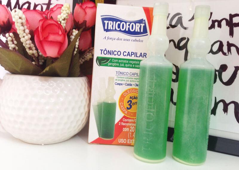 tricofort tônico capilar