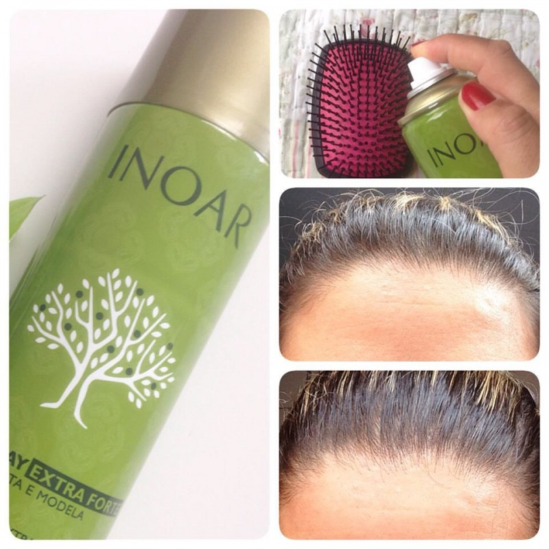 hairspray inoar frizz