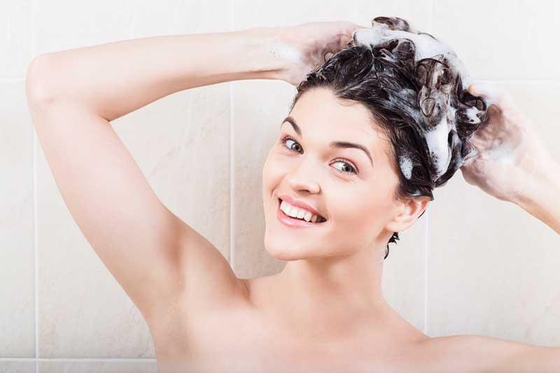 pode lavar cabelo todo dia