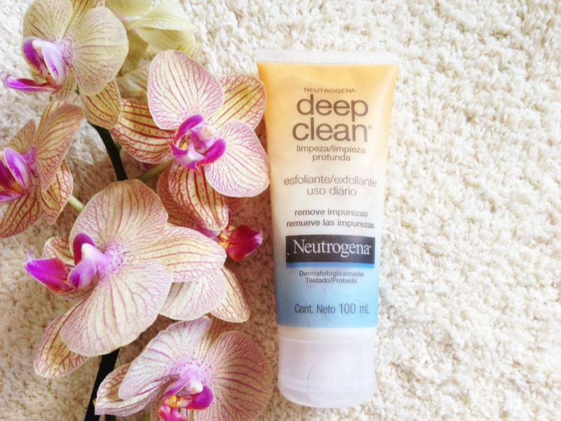 Esfoliante Neutrogena Deep Clean