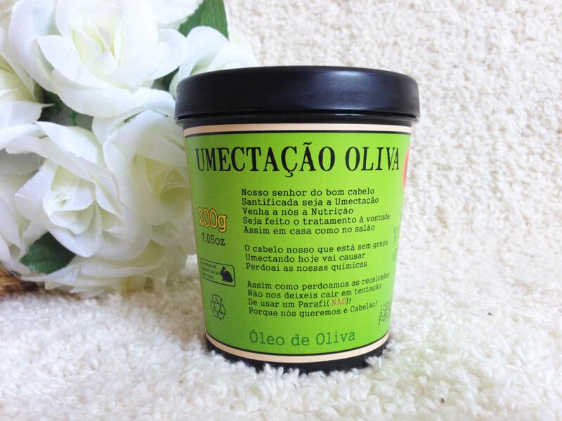 umectação oliva lola cosmetics