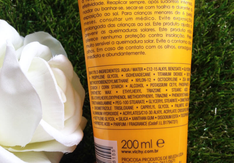Vichy Capital Soleil Loção Protetora Hidratante FPS 30