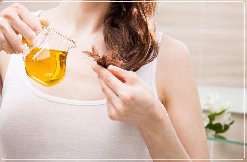 óleo vegetal para cabelos 10 formas de usar juro valendo
