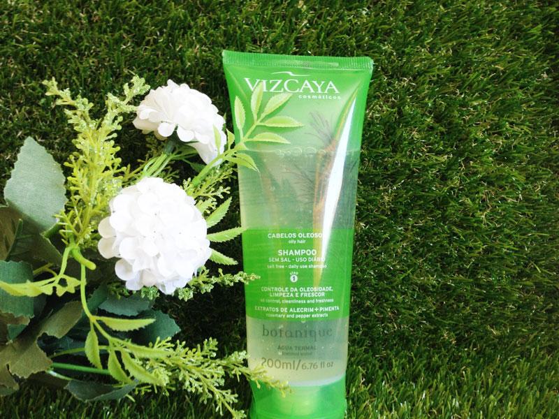 shampoo cabelos oleosos vizcaya botanique juro valendo