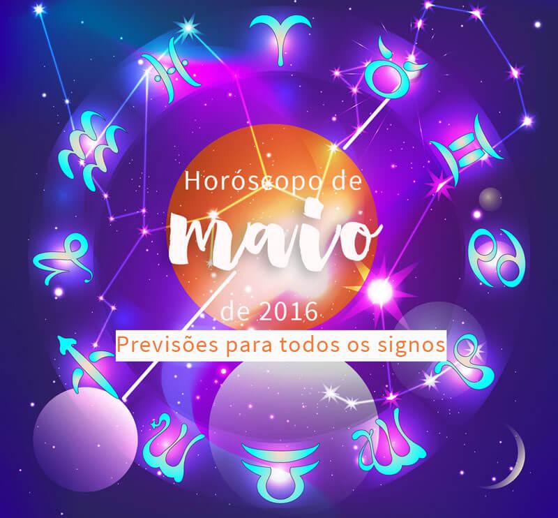 horóscopo de maio de 2016 juro valendo