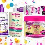 Top 4 Produtos Salon Line