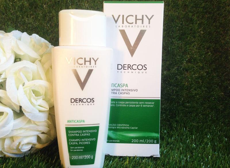 Dercos Shampoo Anticaspa Vichy juro valendo ju lopes