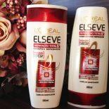 Shampoo e Condicionador Plástica Capilar Elseve