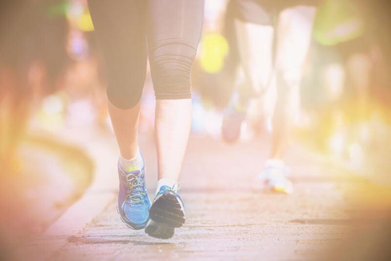 rotina de atividade física