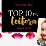Top 10 da Leitora: Miriam Sousa