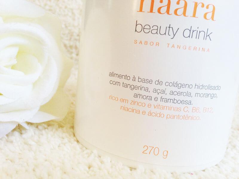 Naära Beauty Drink Colágeno Jeunesse juro valendo