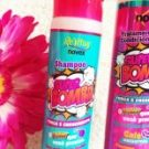 Super Bomba Novex: Shampoo e Condicionador