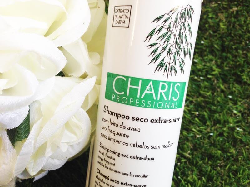 shampoo seco charis extra suave juro valendo