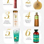 #Pechincha: Top 10 Shampoo Sem Sulfatos