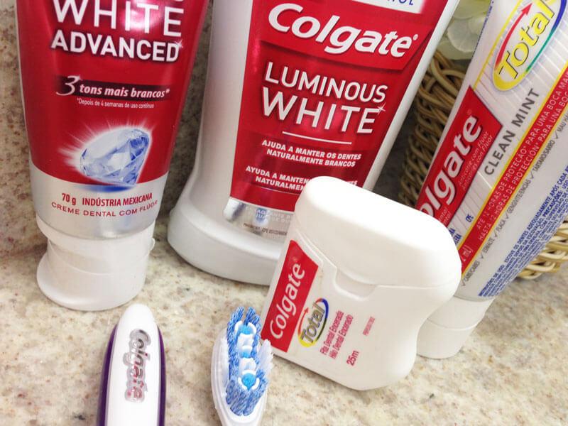 promoção mês da saúde bucal colgate