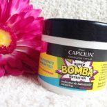Super Bomba Nutritiva Capicilin: a Máscara de Hidratação