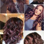 Chocolate Mauve Hair: a Cor do Momento!