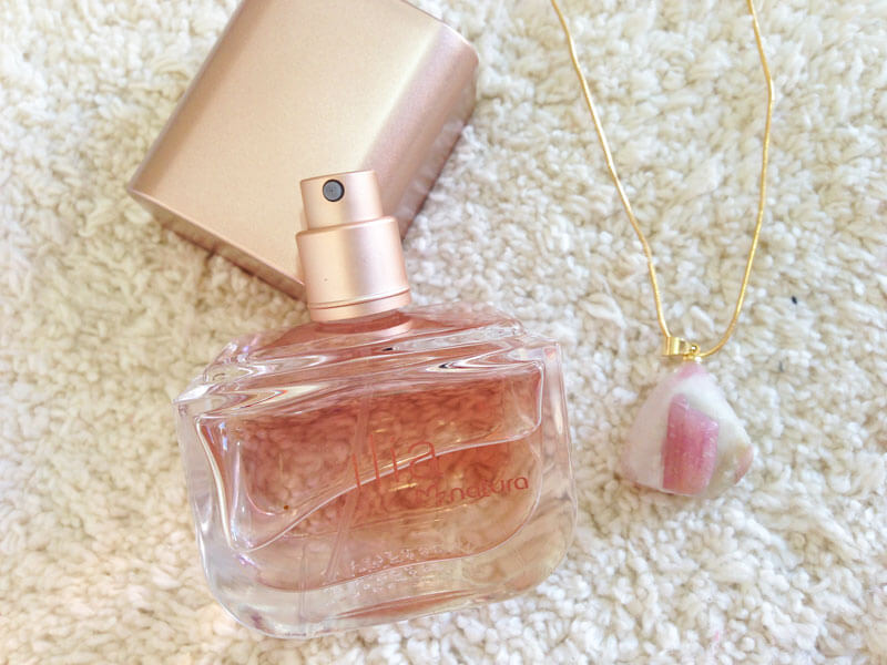 perfume ilía natura