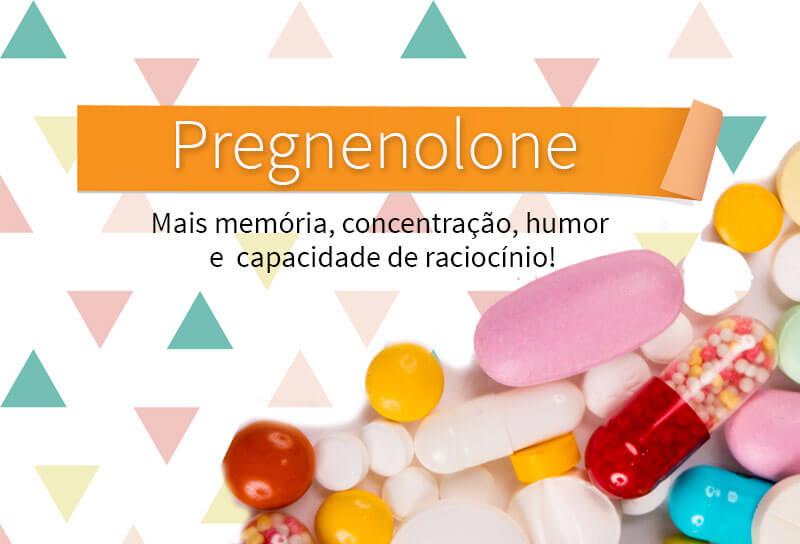 pregnenolone pregnenolona