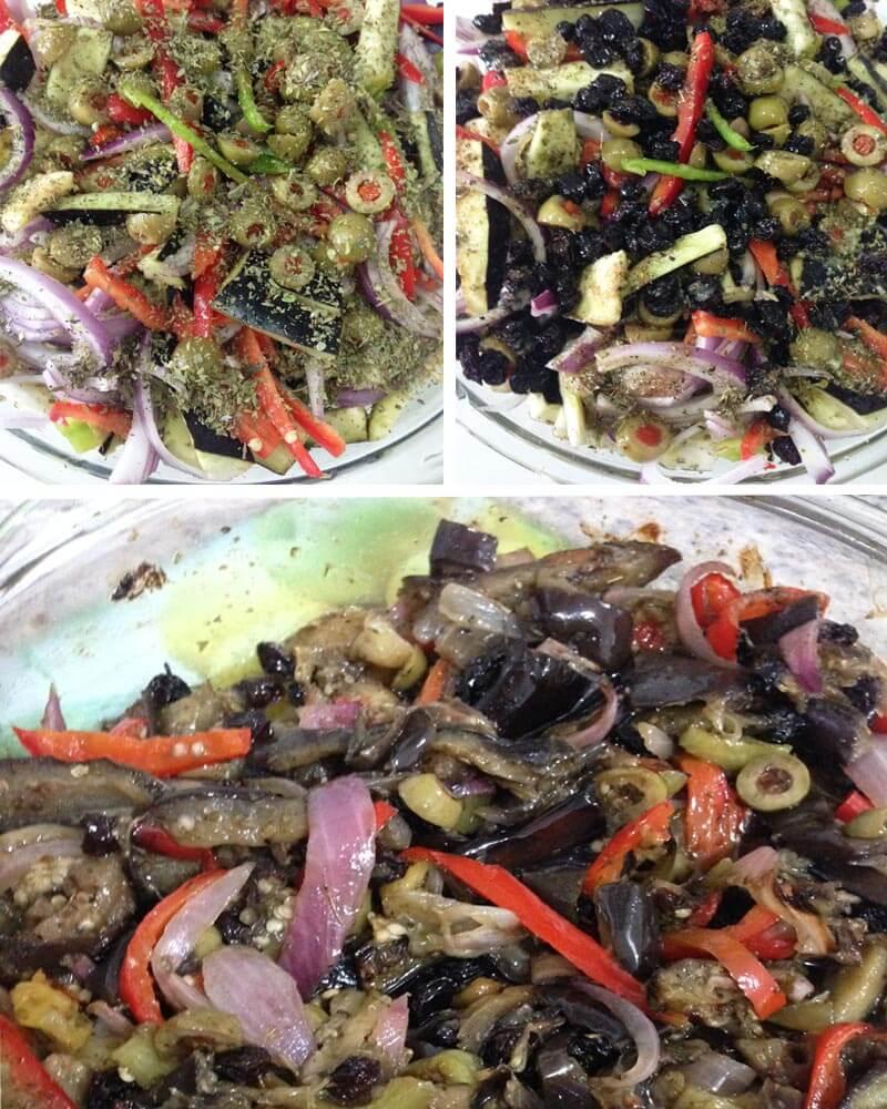 antepasto de berinjela ao forno receita fácil