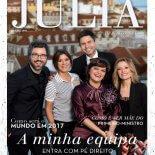Crônica da Virada do Ano na Revista Portuguesa Júlia – De Bem Com a Vida