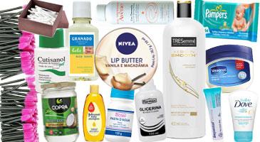 15 Produtos de Beleza que Podem Ser Usados de Muitas Formas