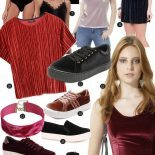 Achados de Fast Fashion: Roupas de Veludo