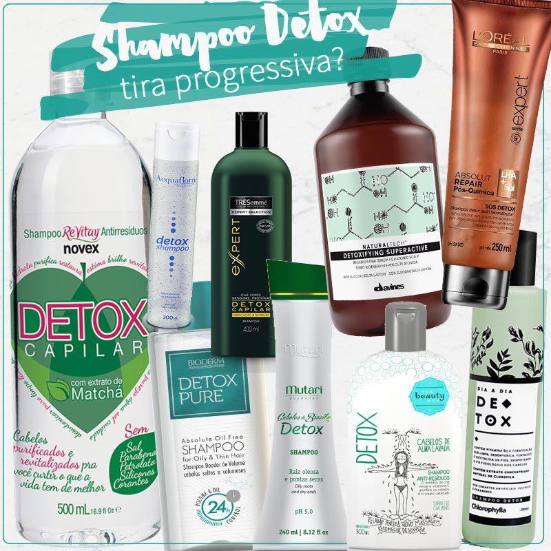 shampoo detox tira progressiva juro valendo