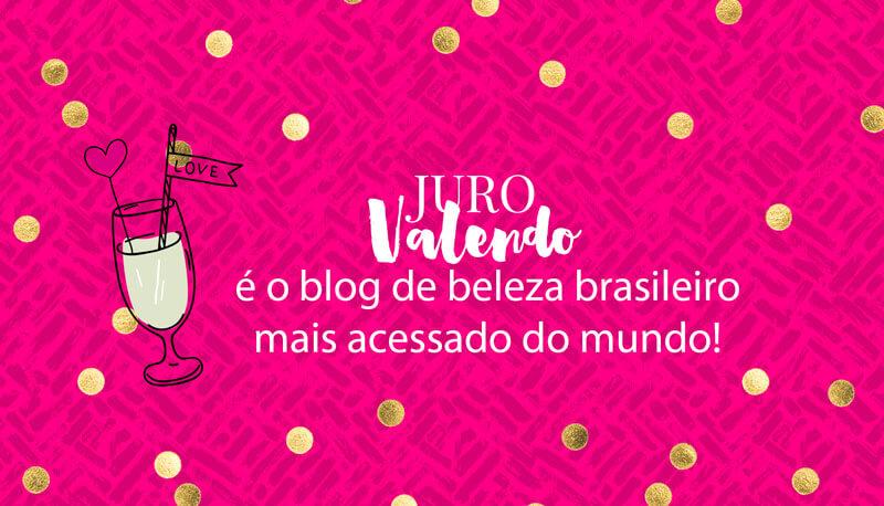 Blog de Beleza Mais Acessado do Brasil