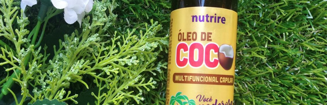 Novex Óleo de Coco: é Puro Poder!