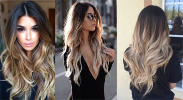 Ombré Hair: Os Mais Lindos e Pinados do Pinterest!
