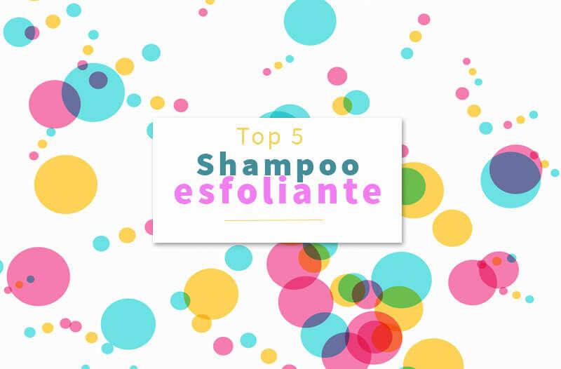 shampoo esfoliante