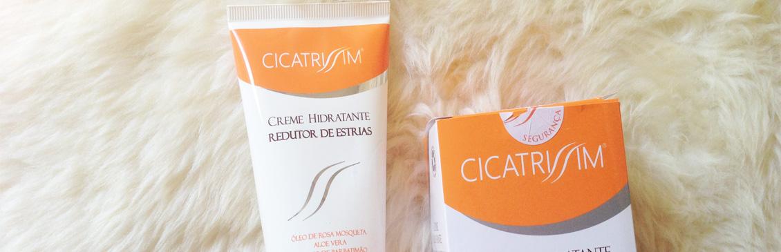 Cicatrissim Creme Hidratante Redutor de Estrias