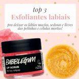 Top 3 Esfoliante Labial: Os Melhores e Mais Gostosos!