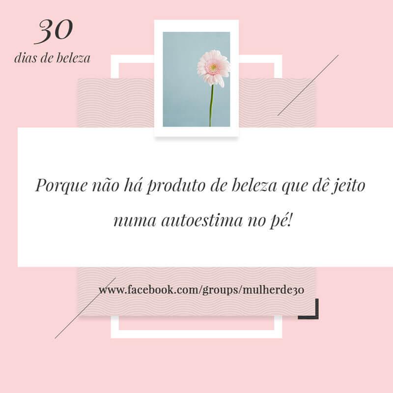 30 dias de beleza
