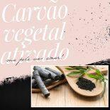 Carvão Vegetal Ativado na Pele: Muitos Motivos Pra Amar!
