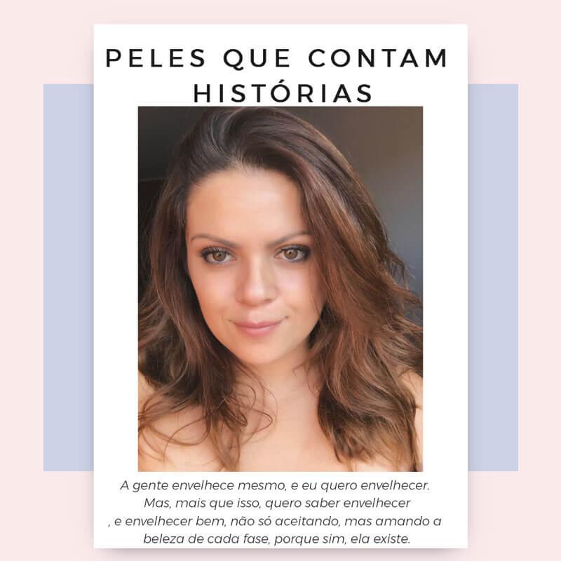 PELES QUE CONTAM HISTÓRIAS