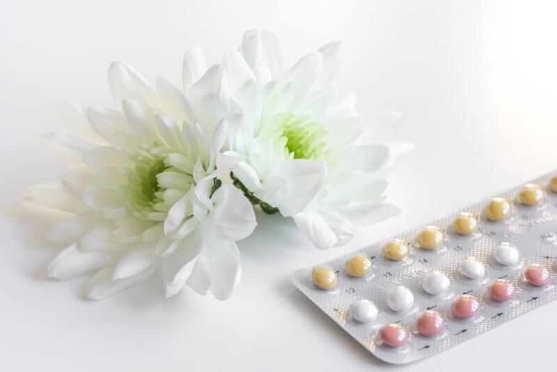 estou sem usar pílula anticoncepcional