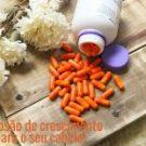 Vitamina Para Cabelo: Explosão de Crescimento e Força!