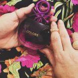 Perfume Purple Colors Benetton: Doce, Doce, Doce!