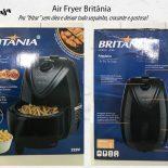 *Air Fryer Britânia: A Melhor Fritadeira Elétrica!