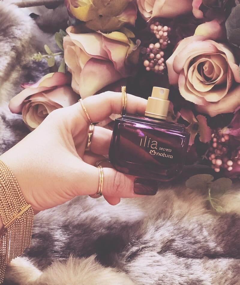 perfume ilía secreto natura resenha juro valendo