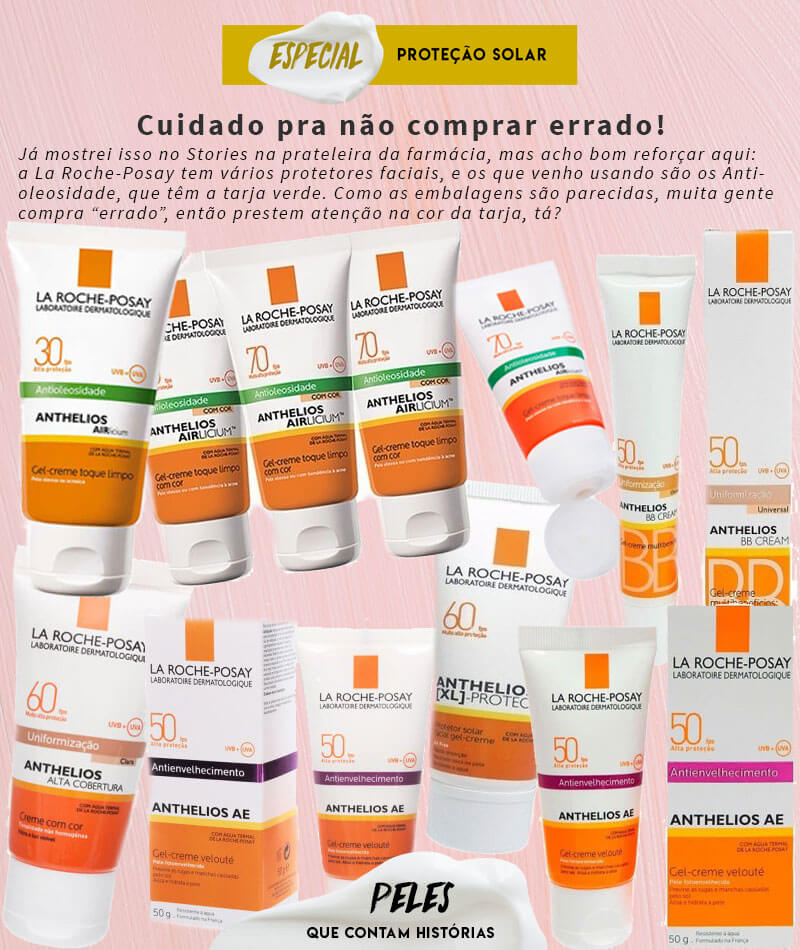 Protetor-Solar-Anthelios-Airlicium-Antioleosidade-FPS-70-La-Roche-Posay