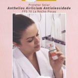 Anthelios Airlicium Antioleosidade FPS 70 La Roche-Posay