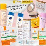 Protetor Solar Para Melasma: Os Que Mais Gosto!