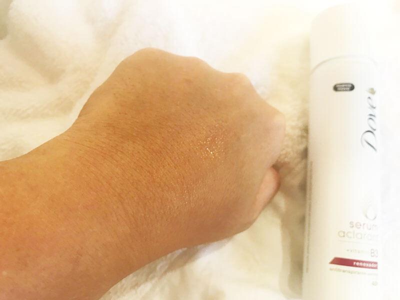 Desodorante Dove Serum Aclarant Renovador